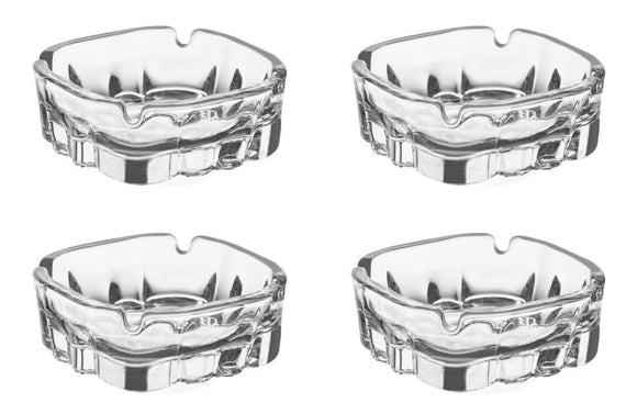 Ashtray Big - Set of 4