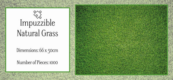 Natural Grass - Impuzzible Natural Grass - Impuzzible
