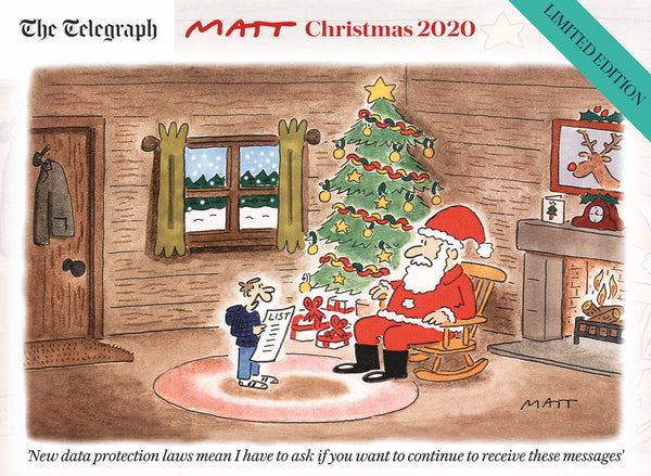 Matt Limited Edition Christmas 2020 400 Piece Jigsaw Puzzle le Matt Limited Edition Christmas 2020 400 Piece Jigsaw Puzzle