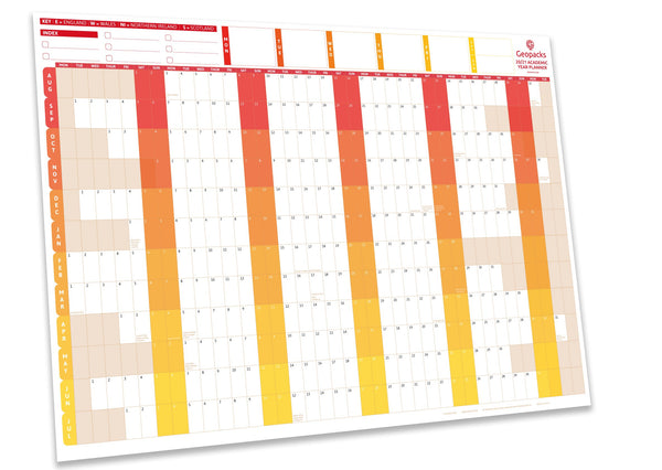 2020 /2021 Academic Year Planner - Red - 1 2020 /2021 Academic Year Planner