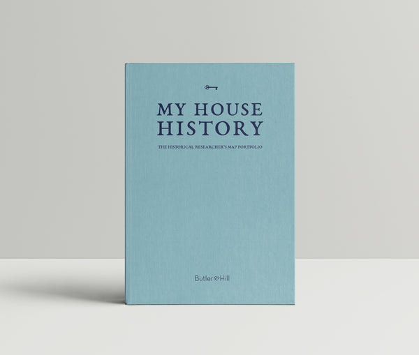 My House History - A Personalised Map Portfolio My House History - A Personalised Map Portfolio