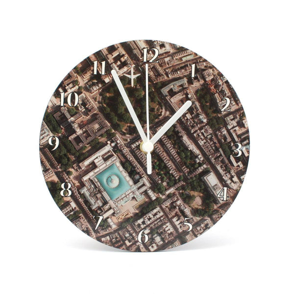Clock - Aerial Photo Clock - Centred On Your Home Aerial Photo Clock - Centred on Your Home