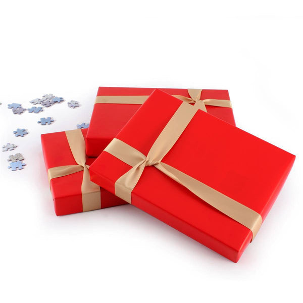 Gift Service - Gift Wrapping Service - Personalised Jigsaws Gift Wrapping Service - Personalised Jigsaws