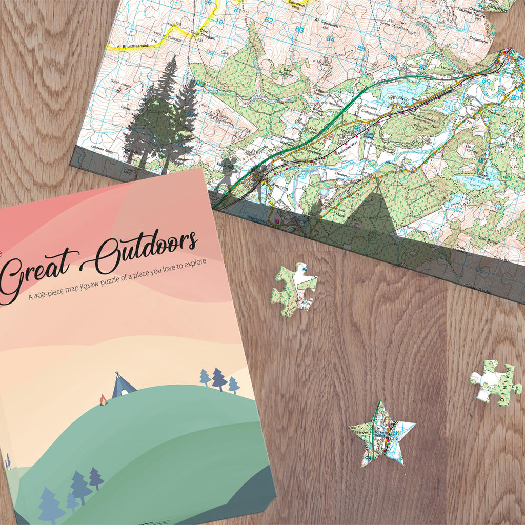 great outdoors jigsaw puzzle