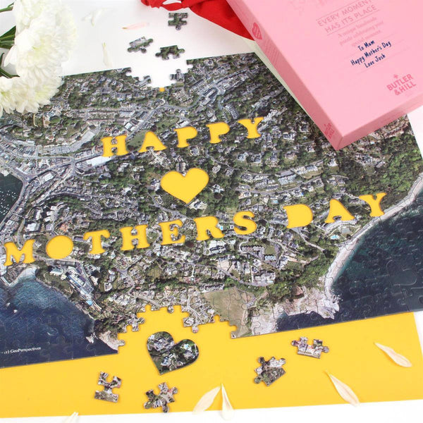 Jigsaw Puzzle - Personalised Mother's Day Jigsaw Puzzle Personalised Mother's Day Jigsaw Puzzle