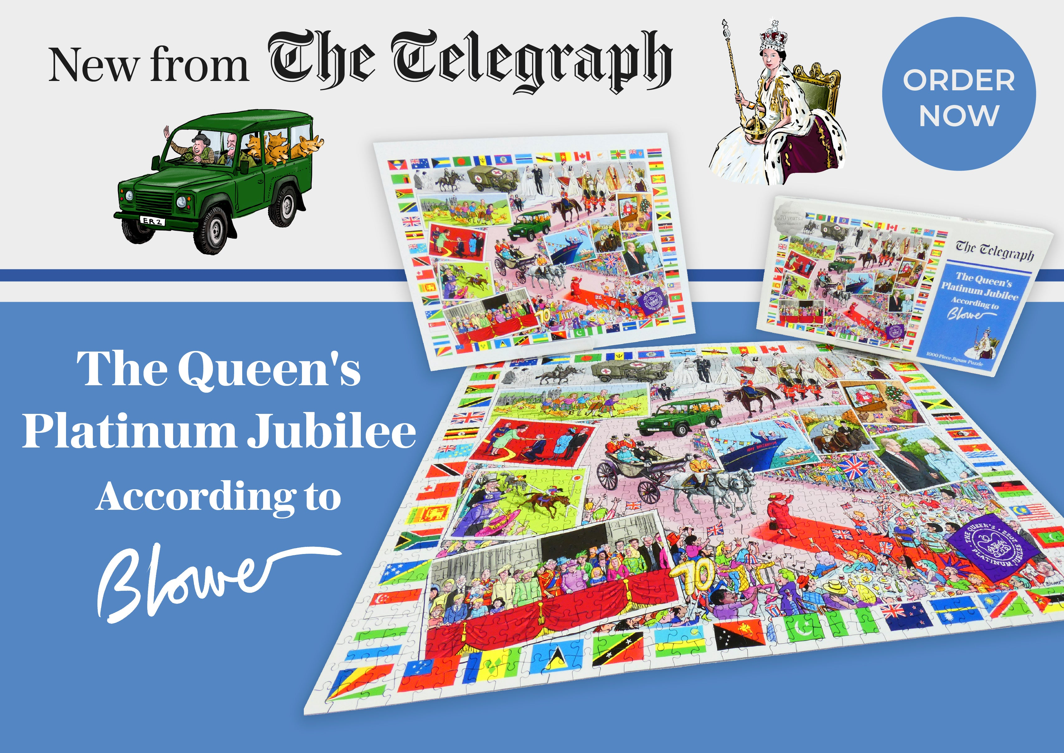 The Telegraph Jigsaw Puzzles