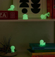 Smiski - a glow in the dark friend