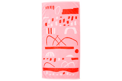 """Henley"" Beach Towel"