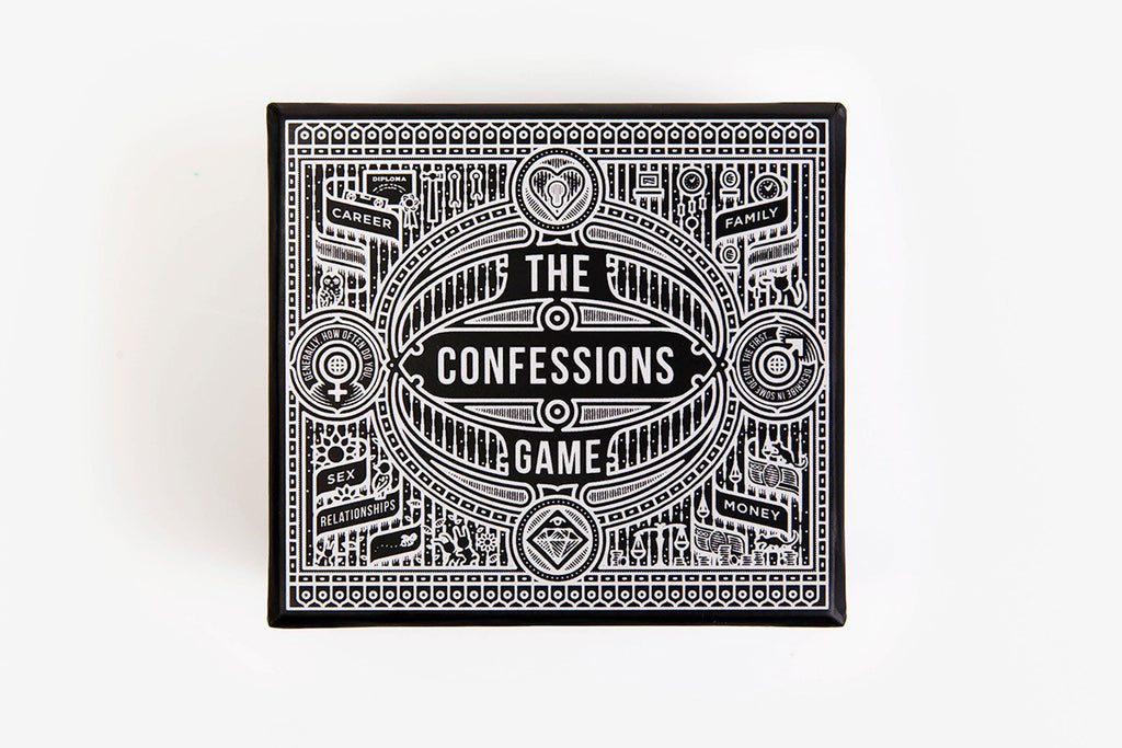 The Confessions Game by The School of life