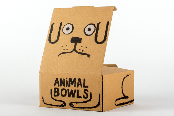 Frog bowl by Jean Jullien