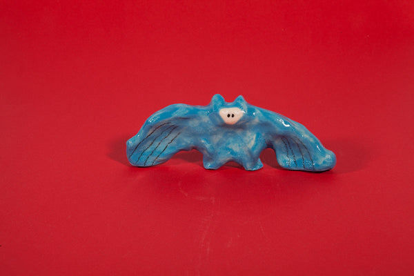 Tiny creature - the blue bat