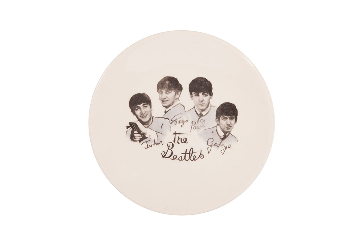 "Plate ""The Beatles"""