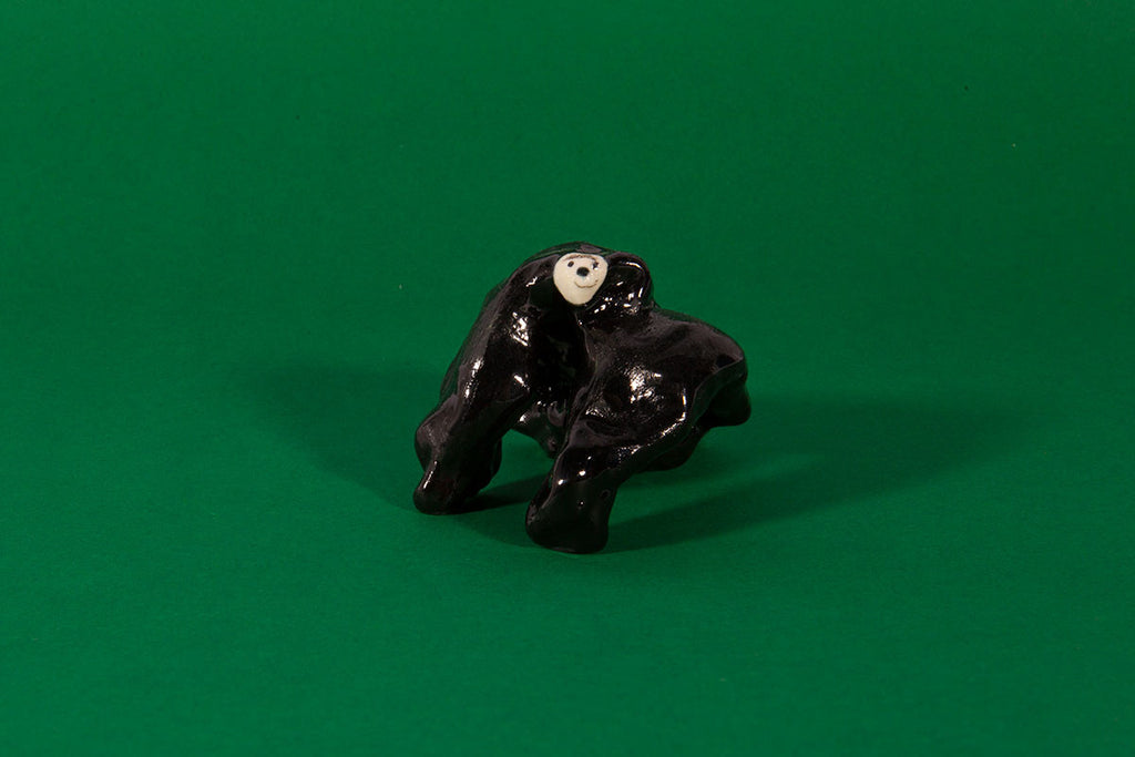Tiny creature - Black gorilla