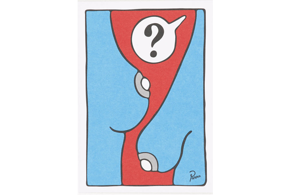 8 Postcards by Parra