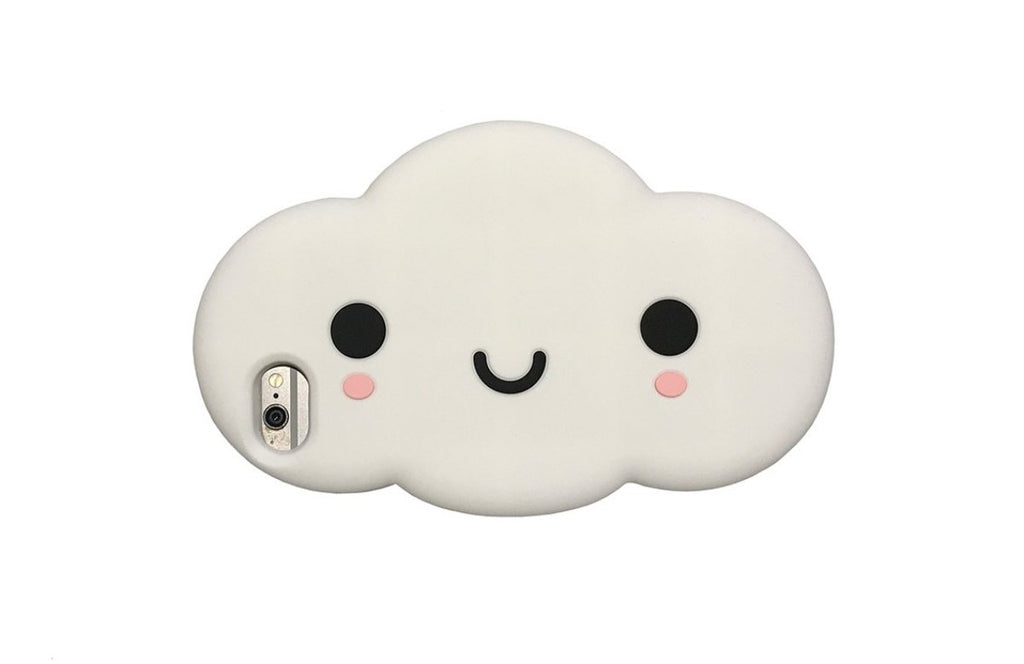 "iPhone X case ""Little cloud"" by Friends with you"