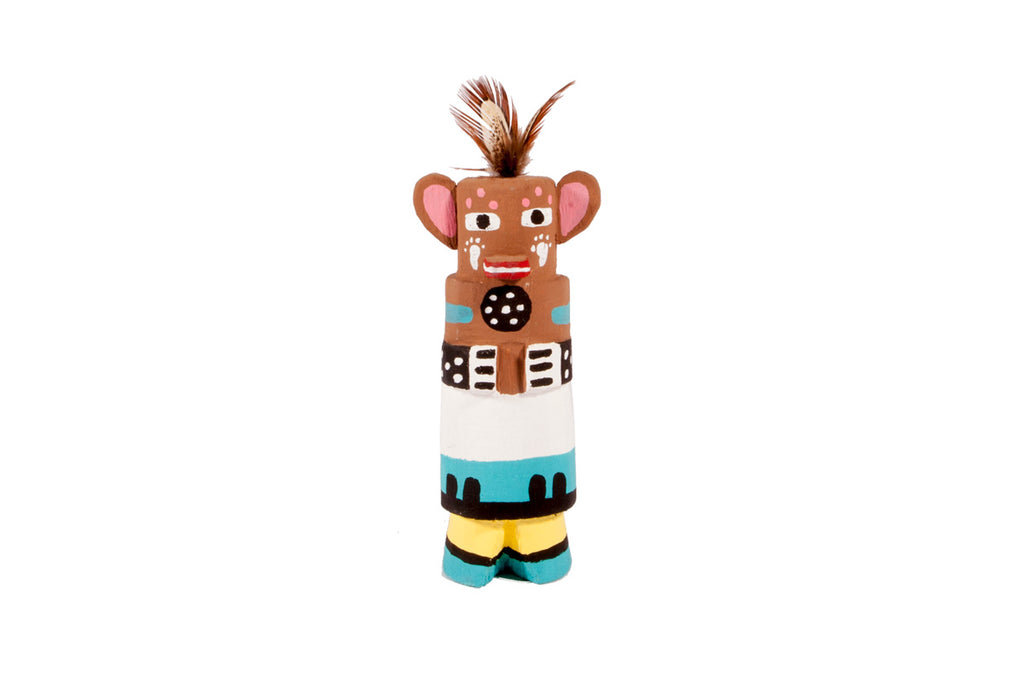 Bear - Hopi (native american) Kachina doll