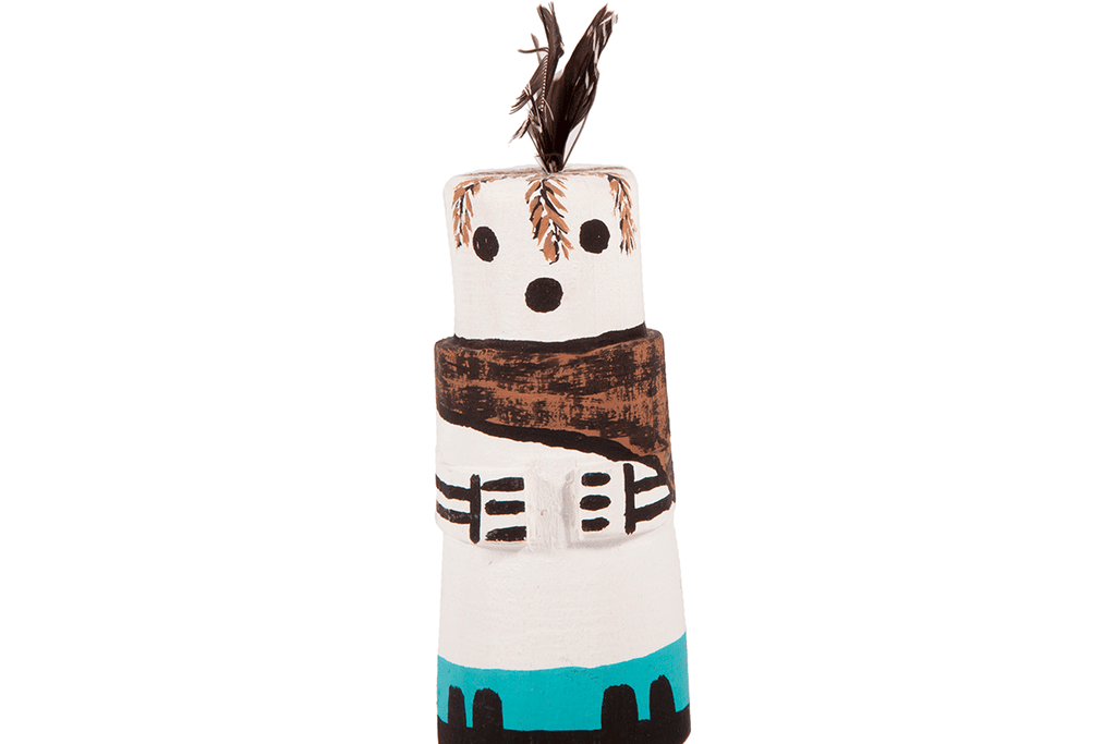 Hopi Chief - Hopi (native american) Kachina doll