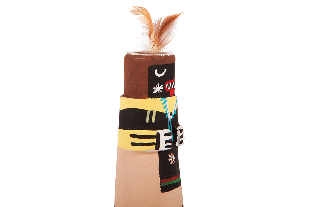 Esteban - Hopi (native american) Kachina doll