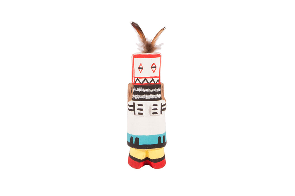 Guard - Hopi (native american) Kachina doll