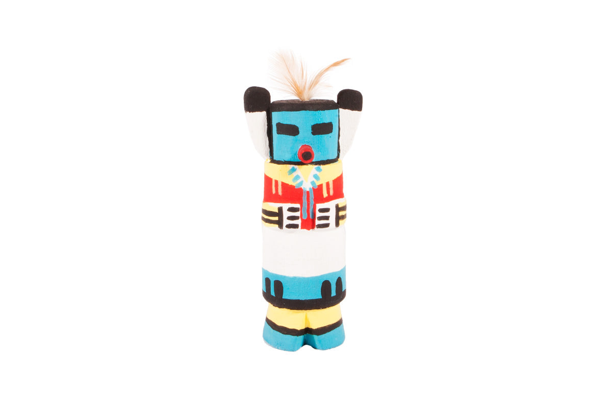 Hunter - Hopi (native american) Kachina doll