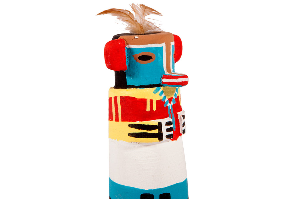Lizard - Hopi (native american) Kachina doll