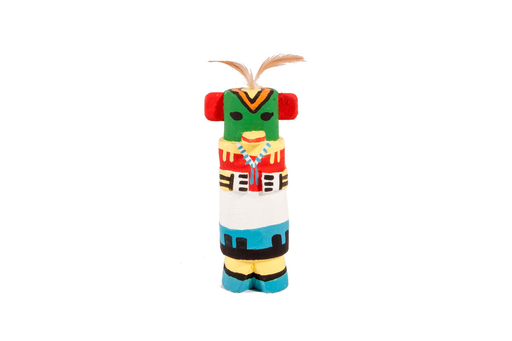 Parrot - Hopi (native american) Kachina doll
