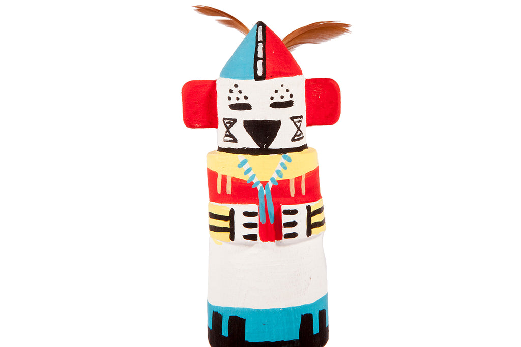 Thunder - Hopi (native american) Kachina doll