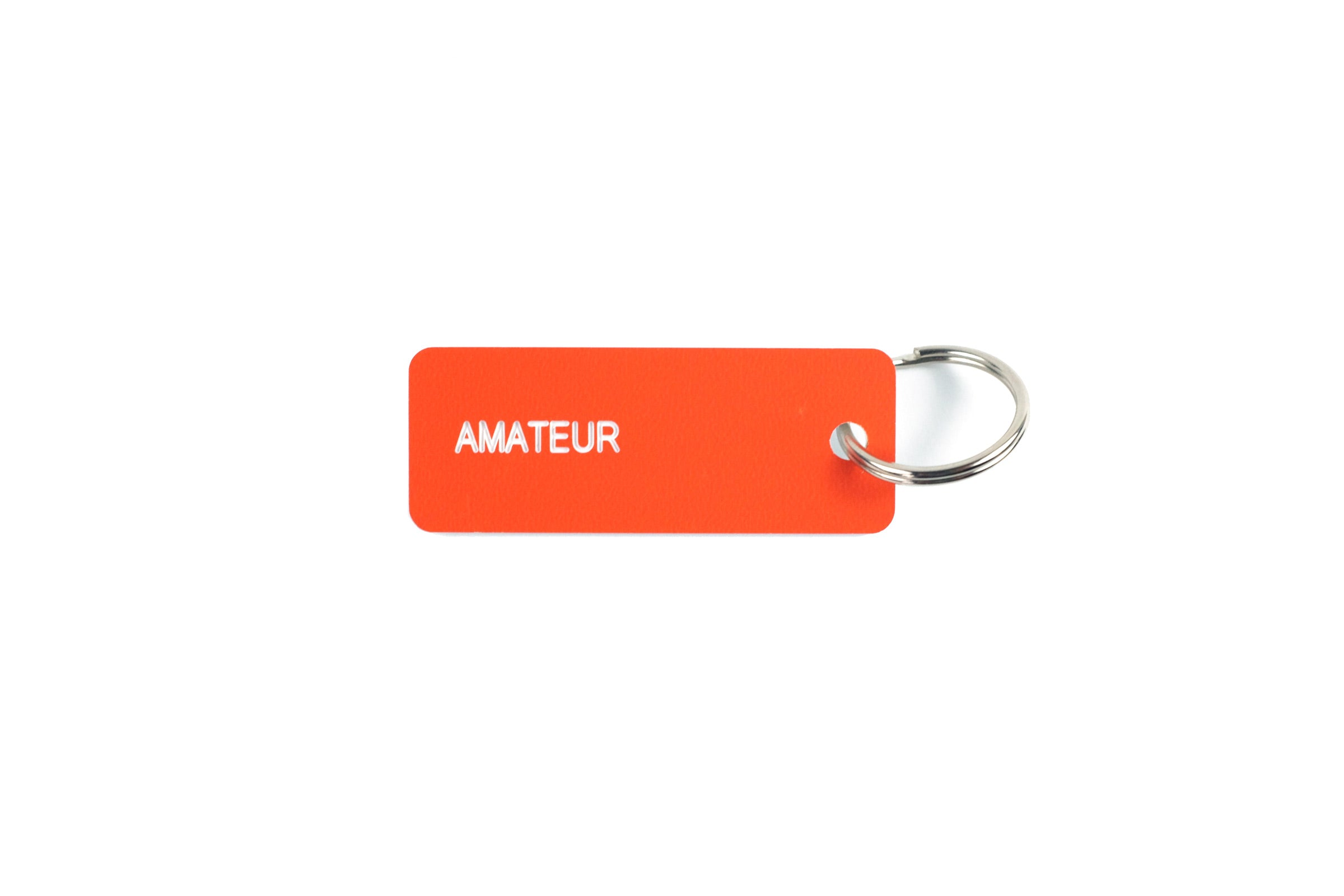 Keytag for amateur