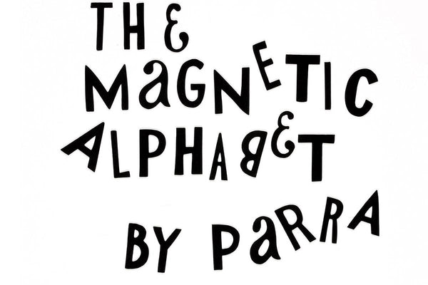 The magnetic alphabet