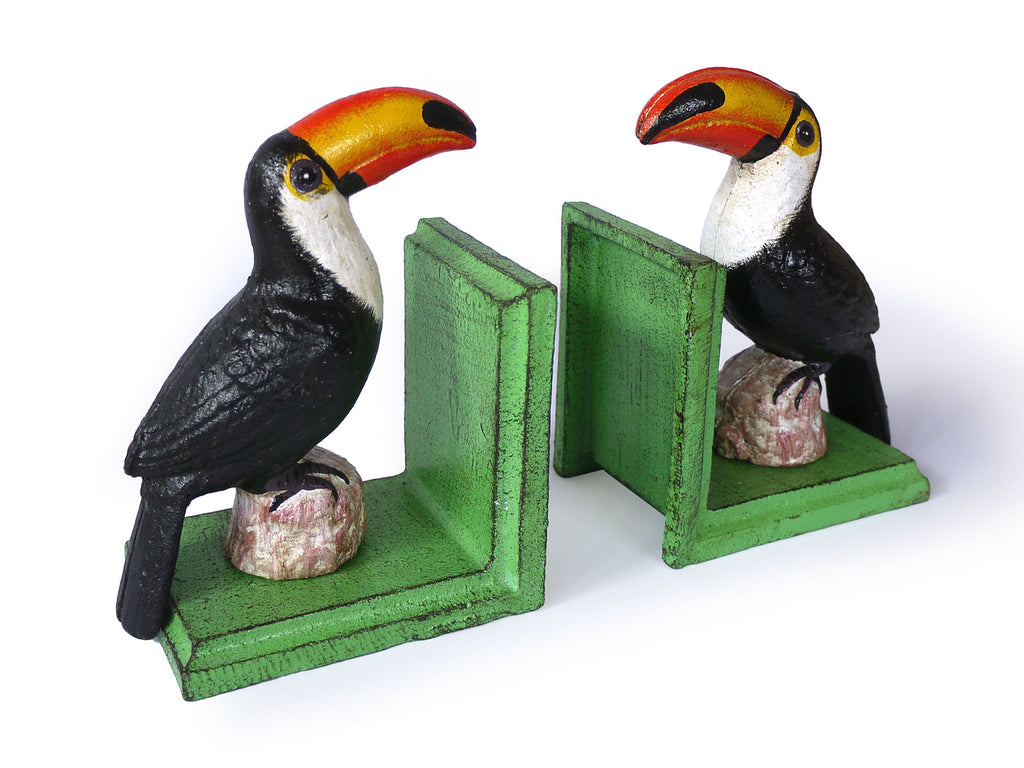 The wonderful toucans - Book holders