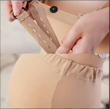 High-elastic Maternity Shorts Maternity Ultra Thin Pants For Pregnant Women Chic Short Trousers