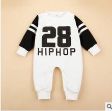 Unisex baby clothes Spring winter baby Rompers long sleeve fleece jumpsuit