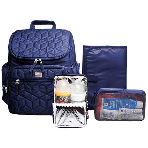 High-Quality Bolsa Backpack Diaper Bag