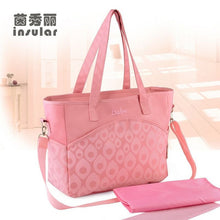 Large Maternity Fashion Messenger Style Diaper Bag