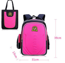 New Fashion Children Orthopedic School Bags for Boys And Girls Waterproof Backpack Child Kids