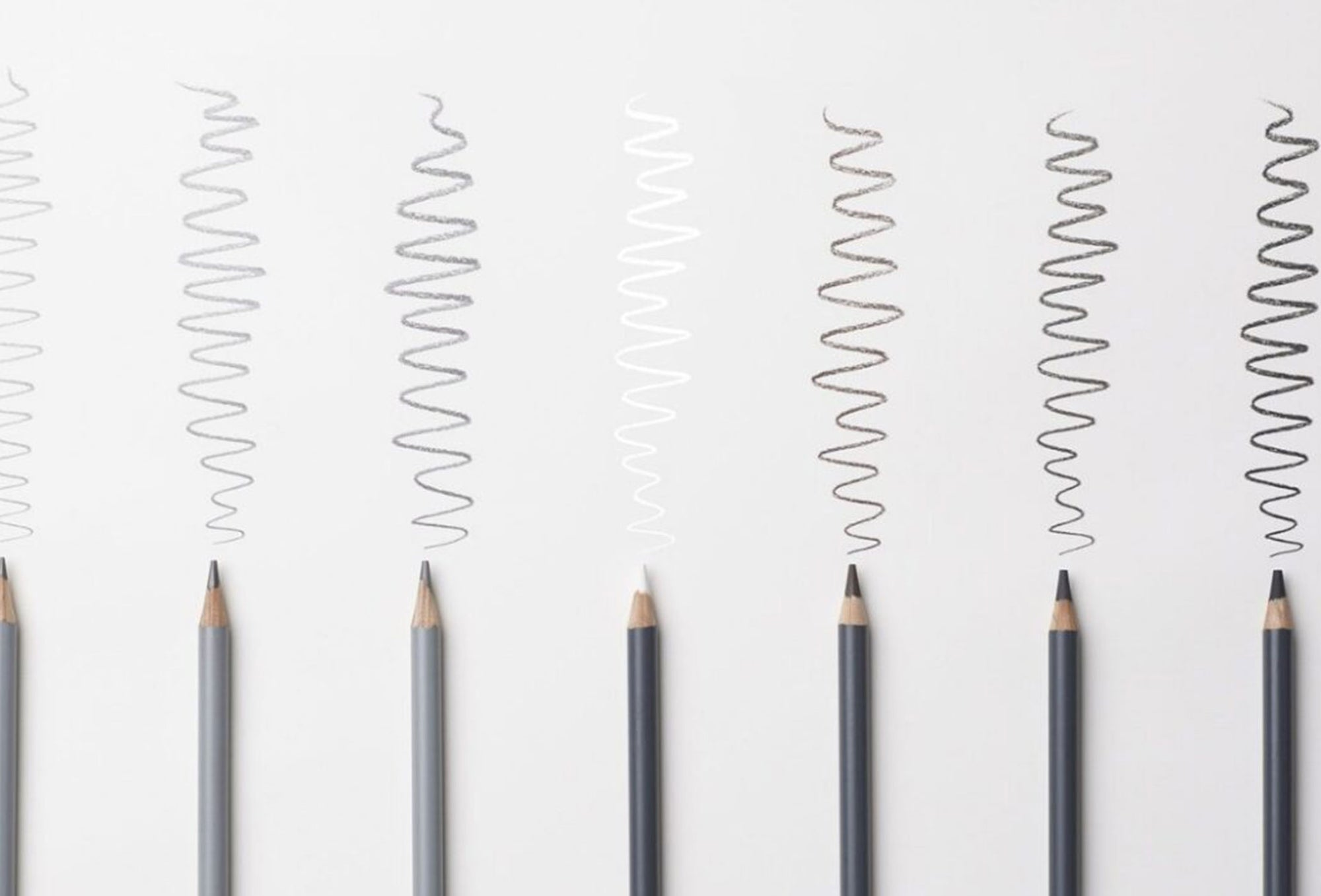 How to use graphite pencils