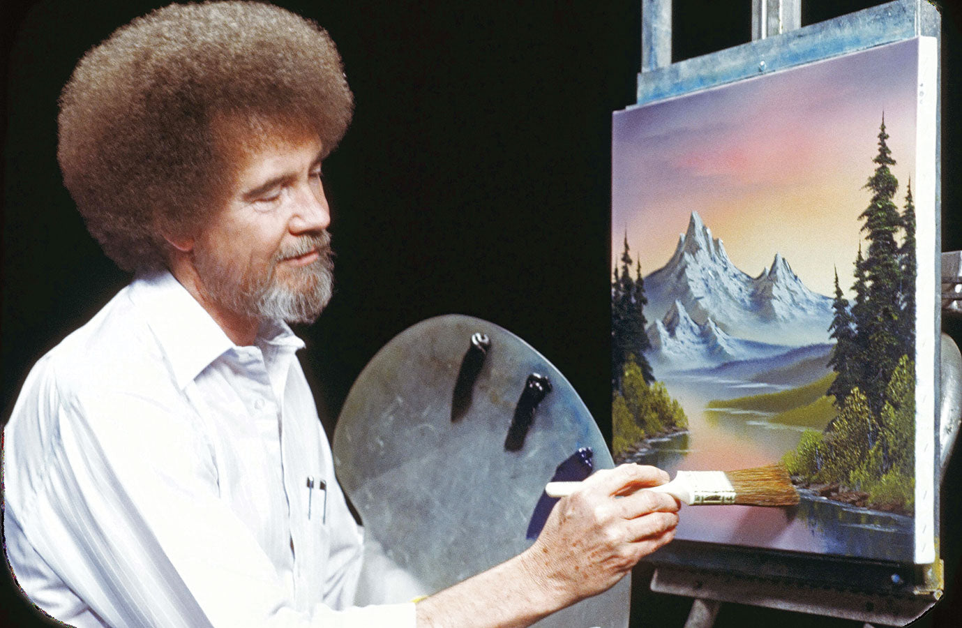 Bob Ross Happy Accidents