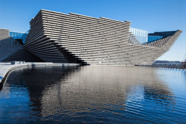 V&A Dundee - Scotland's first design museum