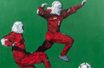 Football Is Art