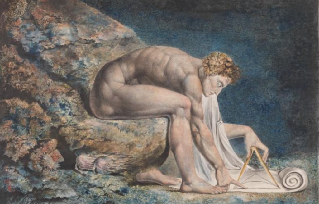 William Blake Exhibition - Tate Britain