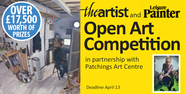 The Artist and Leisure Painter Open Art Competition