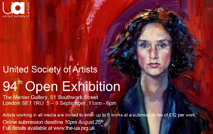 United Society of Artists Open Exhibition