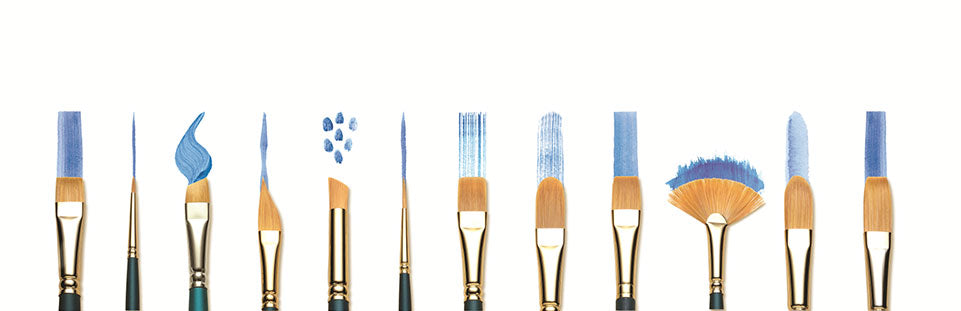 Liquitex Brushes