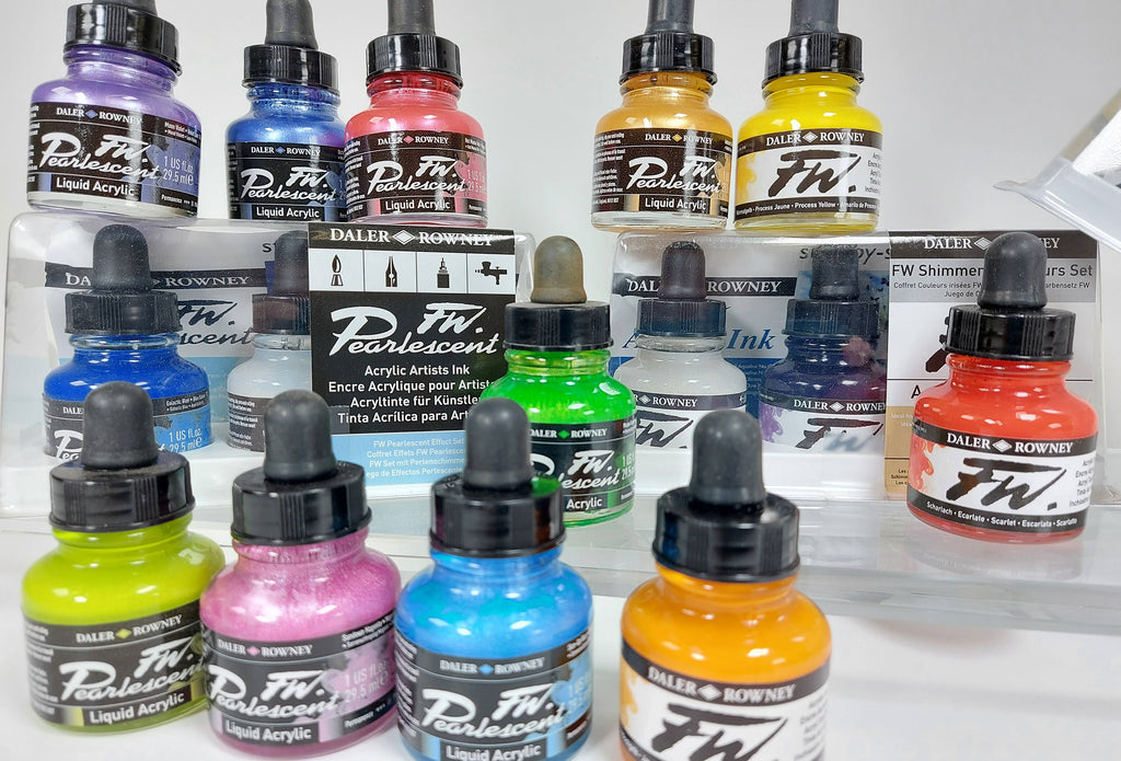 FW Pearlescent Inks