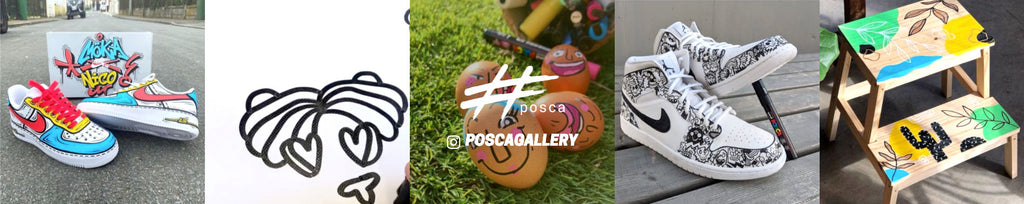 What can you do with Posca Pens?