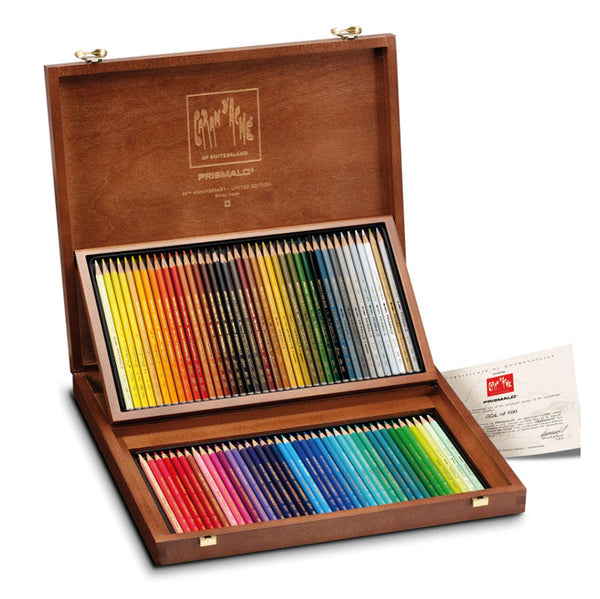 Caran d'Ache Prismalo Watercolour Pencils