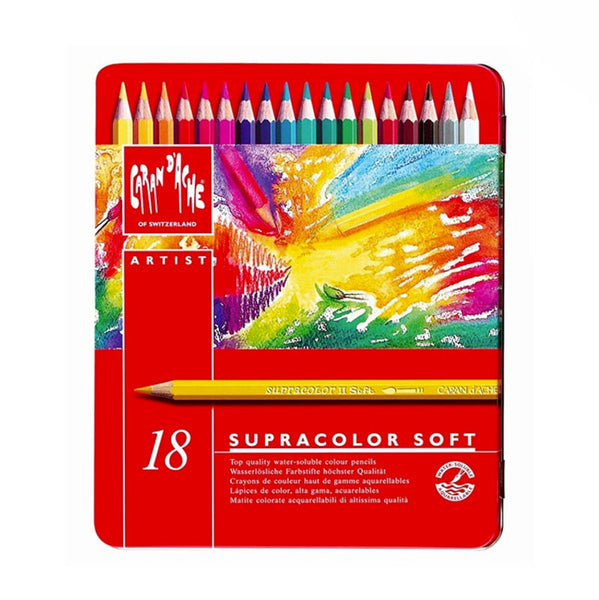 Caran d'ache Supracolor Watercolour Pencils