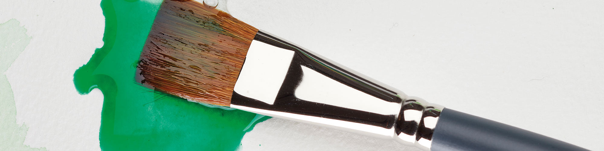 Winsor & Newton new synthetic sable brushes