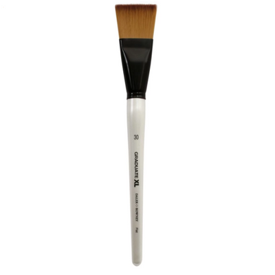 Daler Rowney Graduate XL Synthetic Soft Flat Brushes