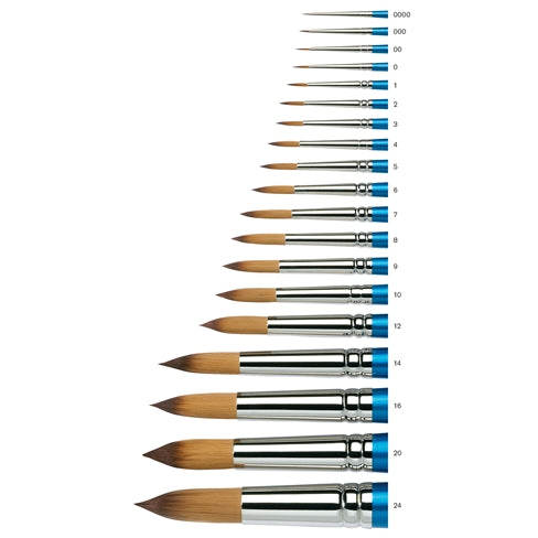 Cotman Synthetic Brushes for Water Colour